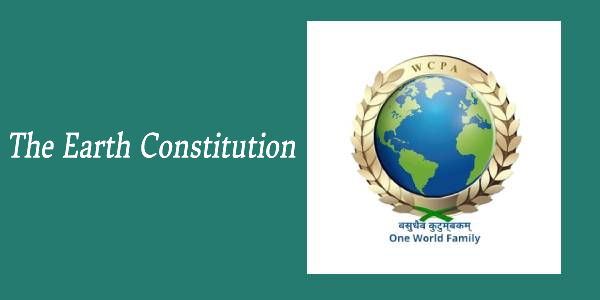 The Constitution for the Federation of Earth