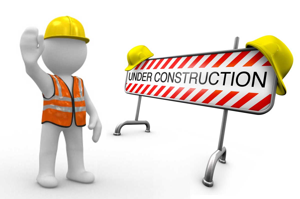 Construction Webpage